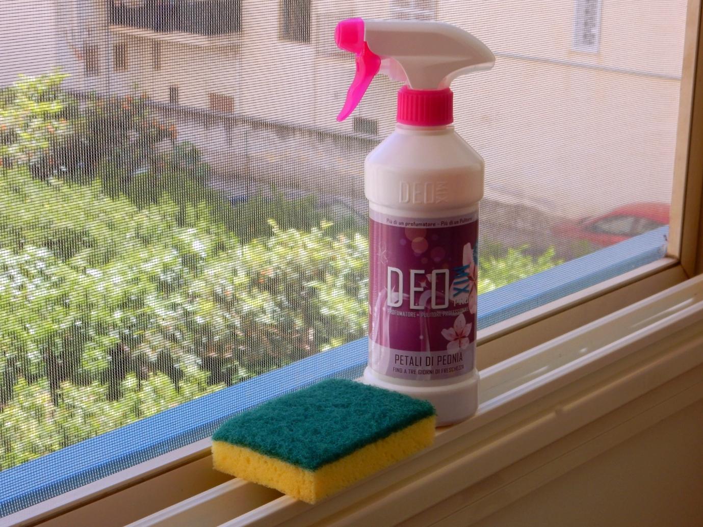pulire zanzariere