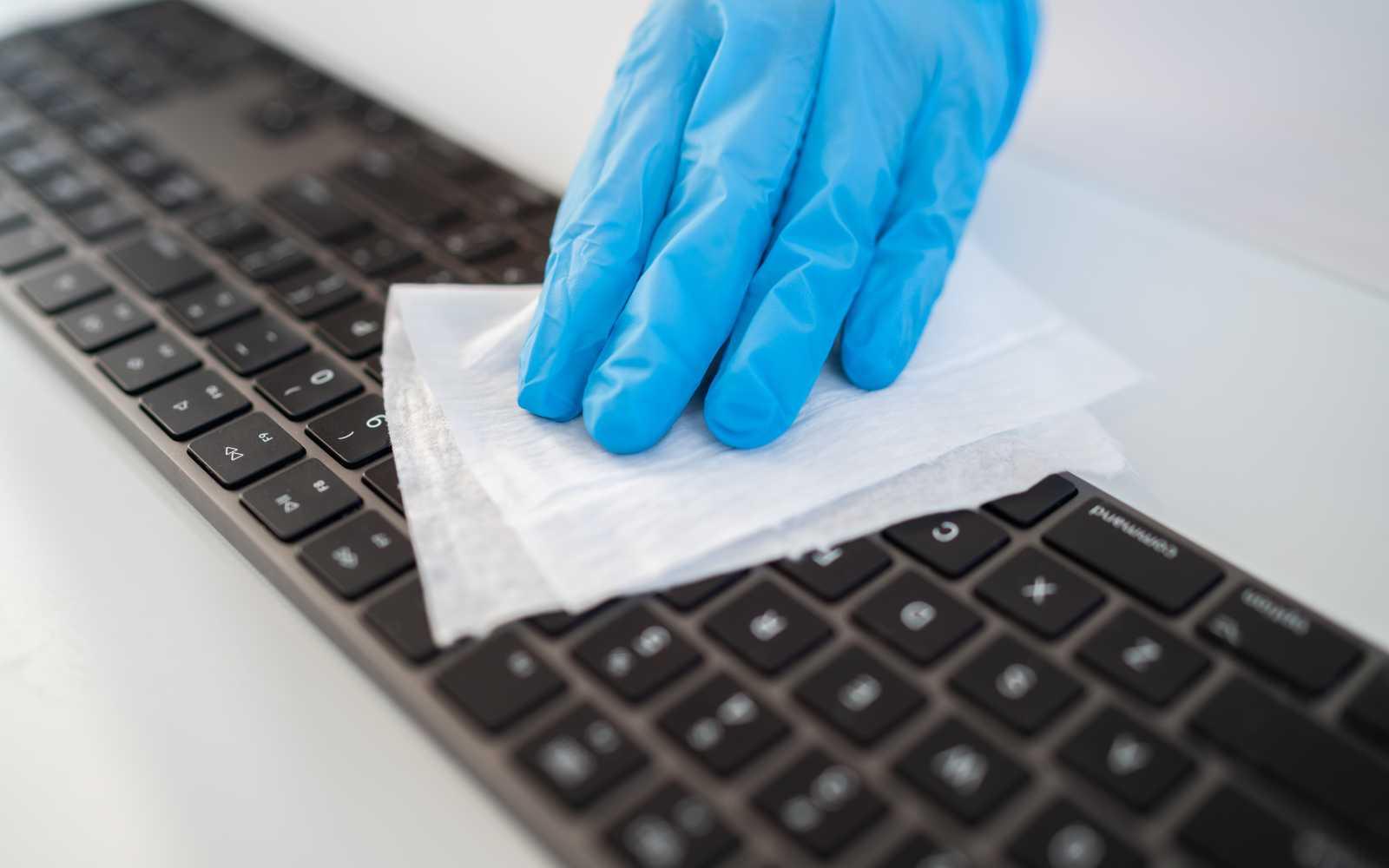 Come igienizzare tastiera e pc