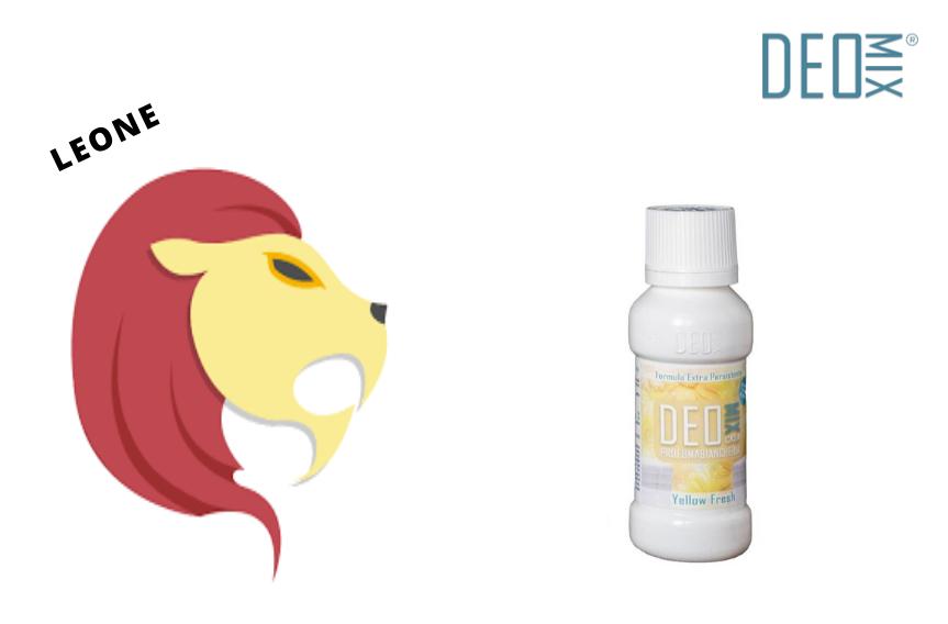 leone profuma biancheria in base al segno zodiacale
