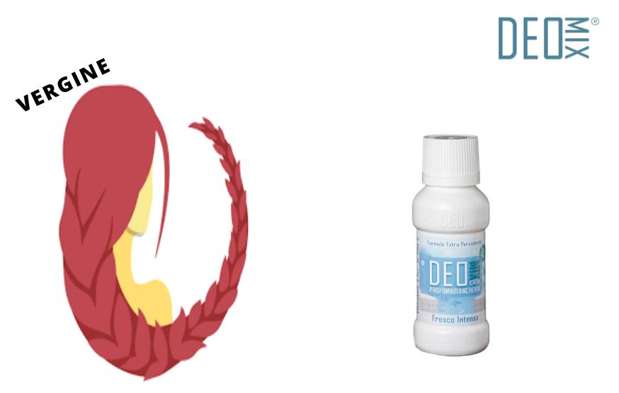 Segno della vergine- Il profuma bucato perfetto