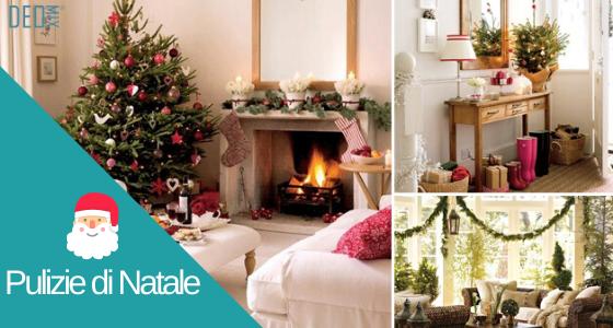 5 consigli utili per le pulizie di Natale