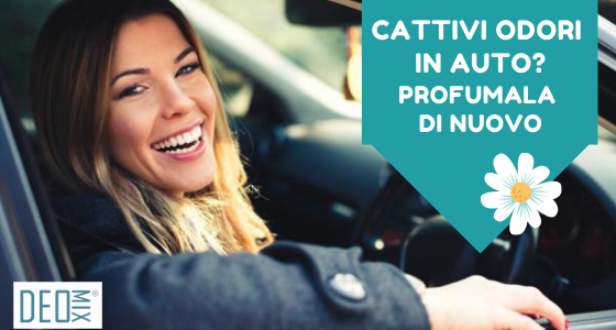 Perché è importante scegliere un profumatore per auto